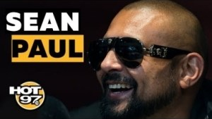 Sean Paul Talks New Music, Rihanna & More On Ebro In The Morning